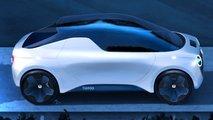 2019 Honda Tomo Concept