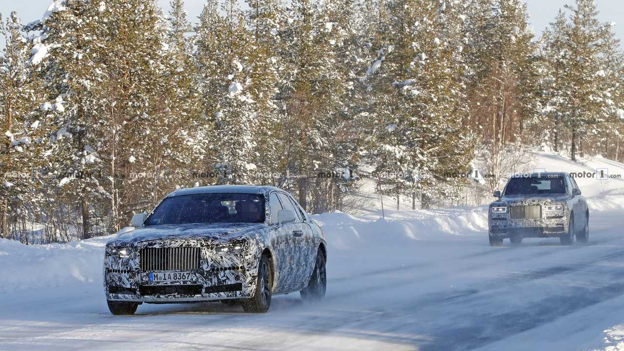 New Rolls-Royce Ghost To Debut In 2020 With AWD | CarsRadars