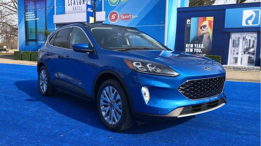 Esperado no Brasil, Ford Escape será vendido nos EUA a partir de R$ 104 mil
