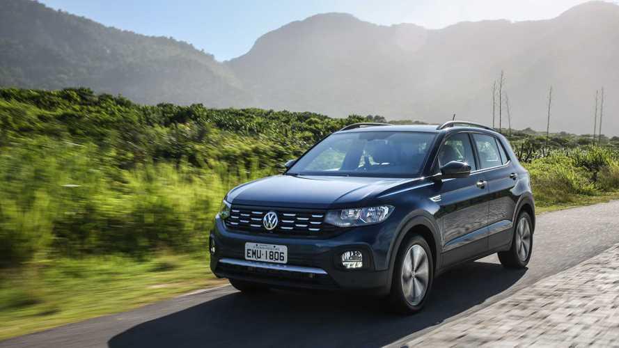 Viagem-teste: VW T-Cross 1.0 TSI mostra equilíbrio em mais de 1.000 km