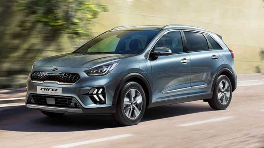 Kia reveals refreshed Niro PHEV: Looks like newer e-Niro