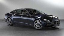 Maserati Quattroporte S Q4 GranLusso Pelletessuta Zegna