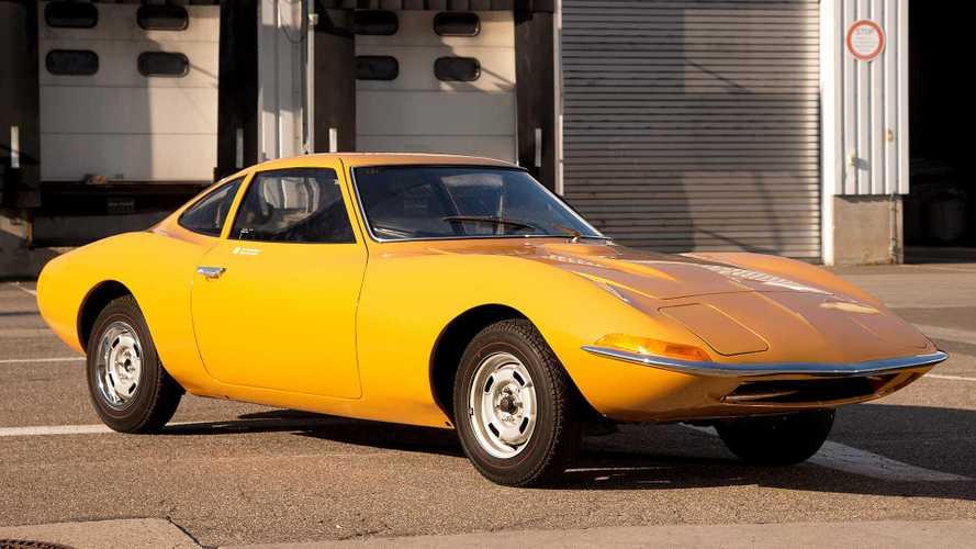 Prototipos olvidados: Opel Experimental GT