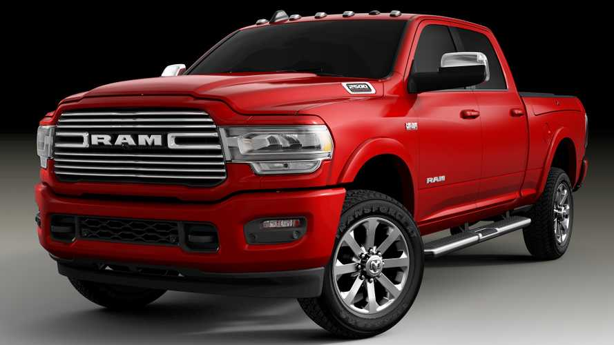 Ram HD Sport Pack Adds Visual Upgrades To A Winning Formula