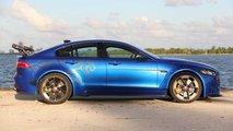 2019 Jaguar XE SV Project 8: Review