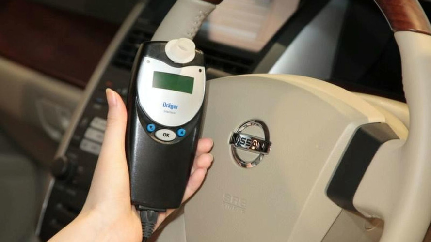Nissan Starts Preventive-Drinking-Technology Tests