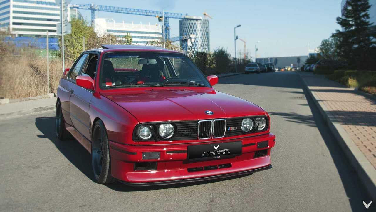 BMW M3 1990, de Vilner