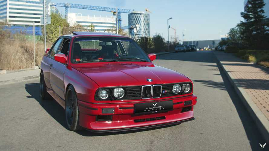 1990 BMW M3 by Vilner