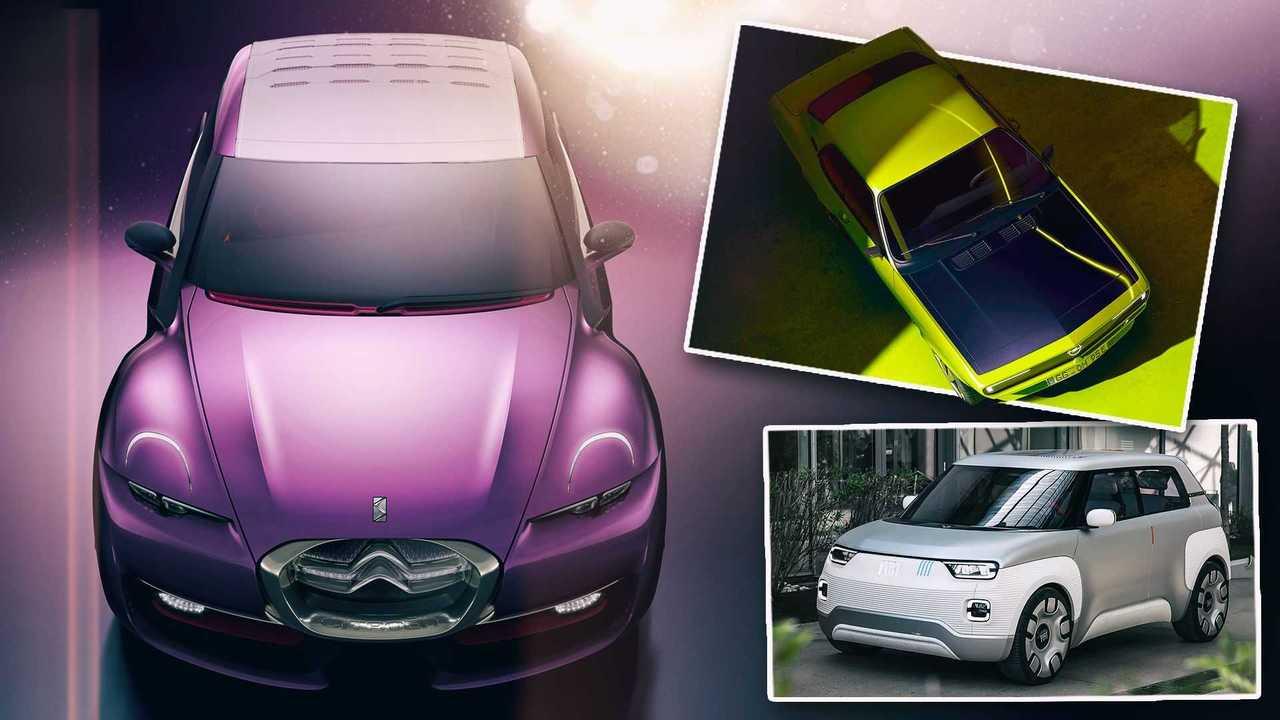 Diese Retro-Elektroautos sollte der Stellantis-Konzern bringen