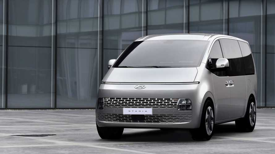 Hyundai Staria'nın teknik detayları açıklandı!
