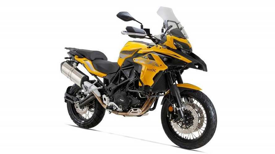 Benelli Tweaks TRK 502 X Engine To Meet Euro 5 Standards