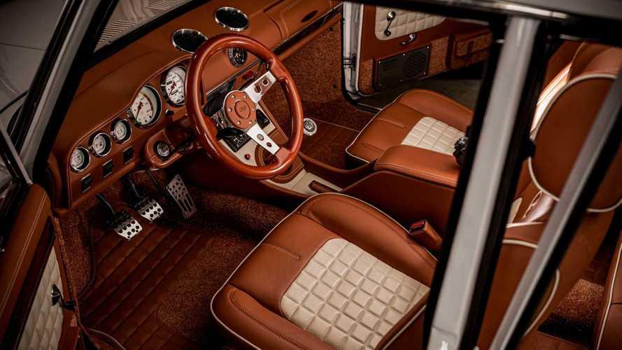 Cette Lada VAZ-2101 a l'intérieur le plus luxueux qui puisse exister