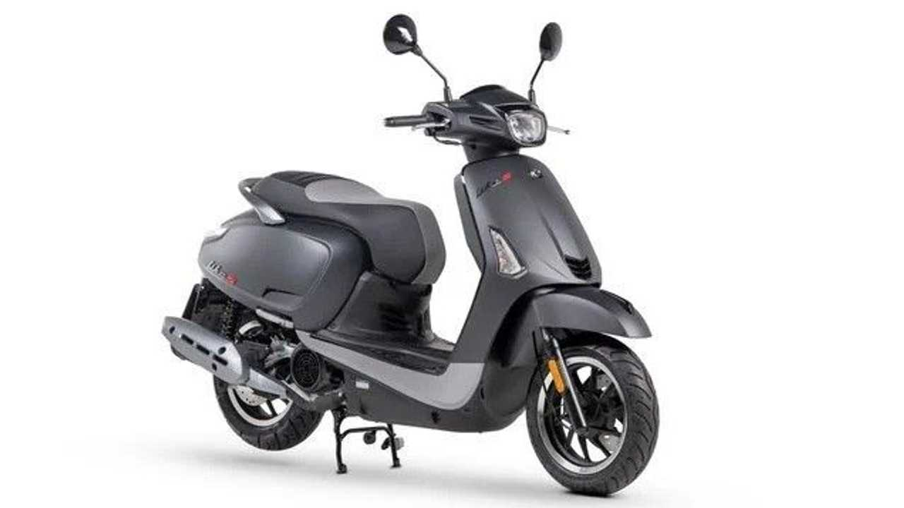 2021 Kymco Like 125 Sport - Main