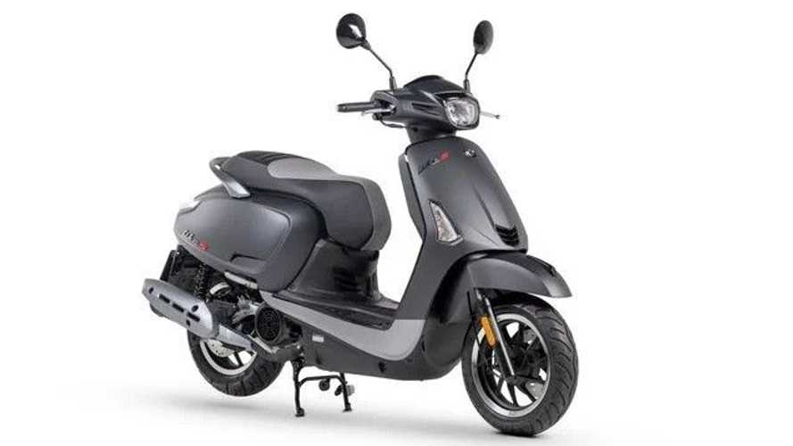 Kymco Lifts Cover On 2021 Like 125 Sport Scooter