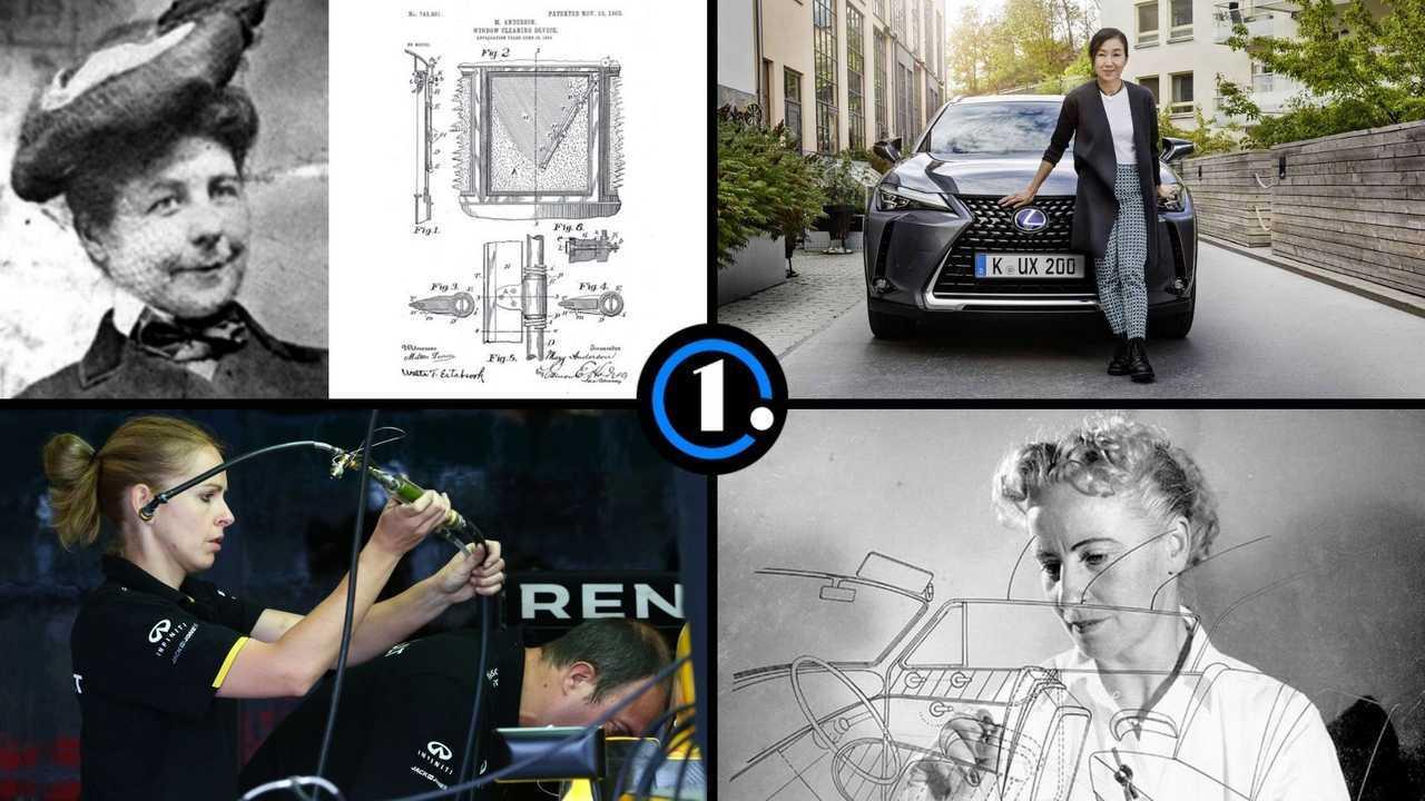 7 культовых женщин из мира автомобильного бизнеса