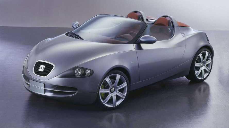Prototipos olvidados: SEAT Tango (2001)
