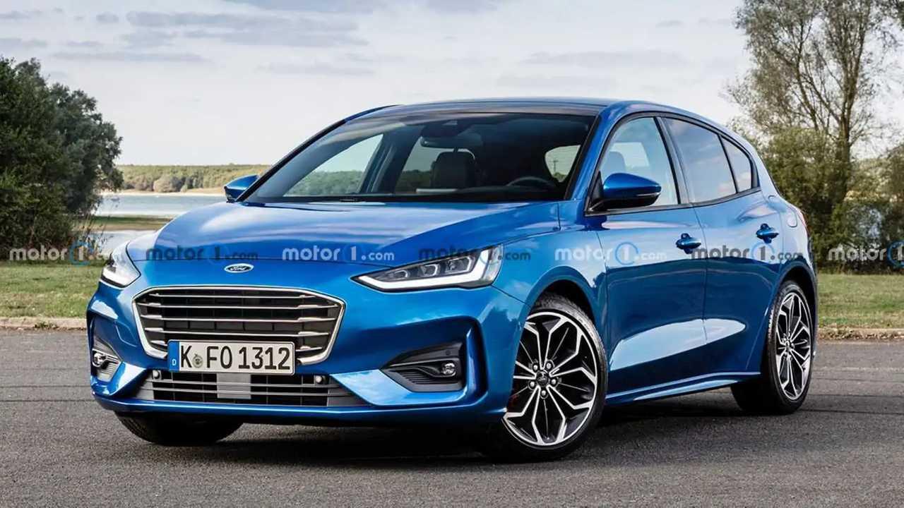 Ford Focus 2022 - Projeção