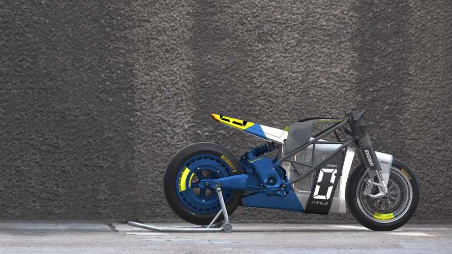 Custom Shop UMC To Build Zero-Based Electric Race Bike