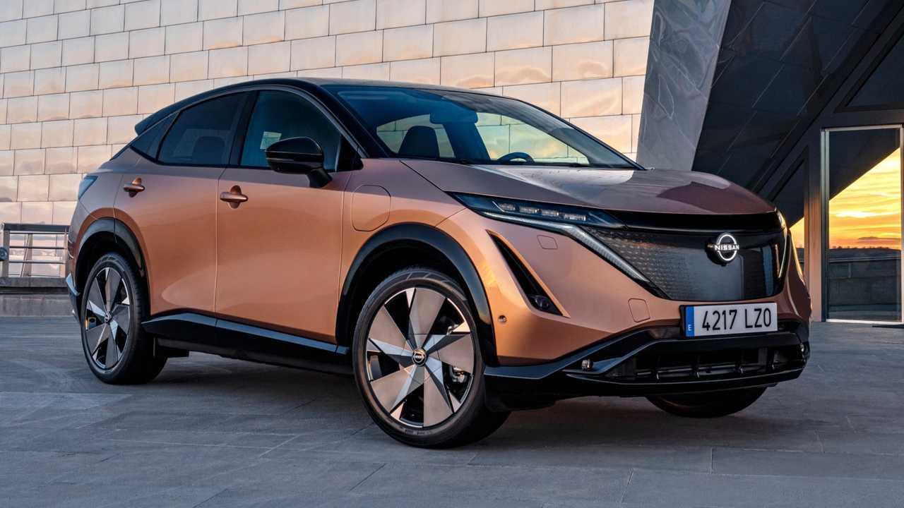 Nissan Ariya: Bis 500 km WLTP