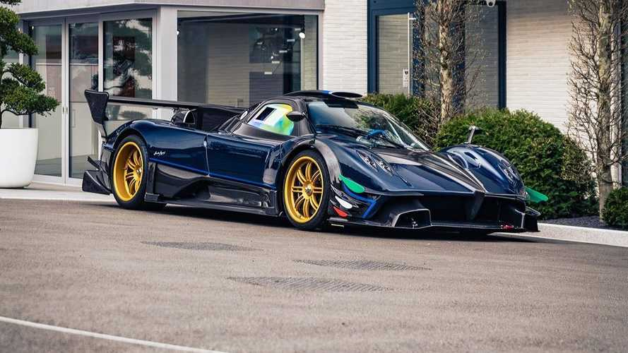 Pagani Zonda Revolucion getting road conversion