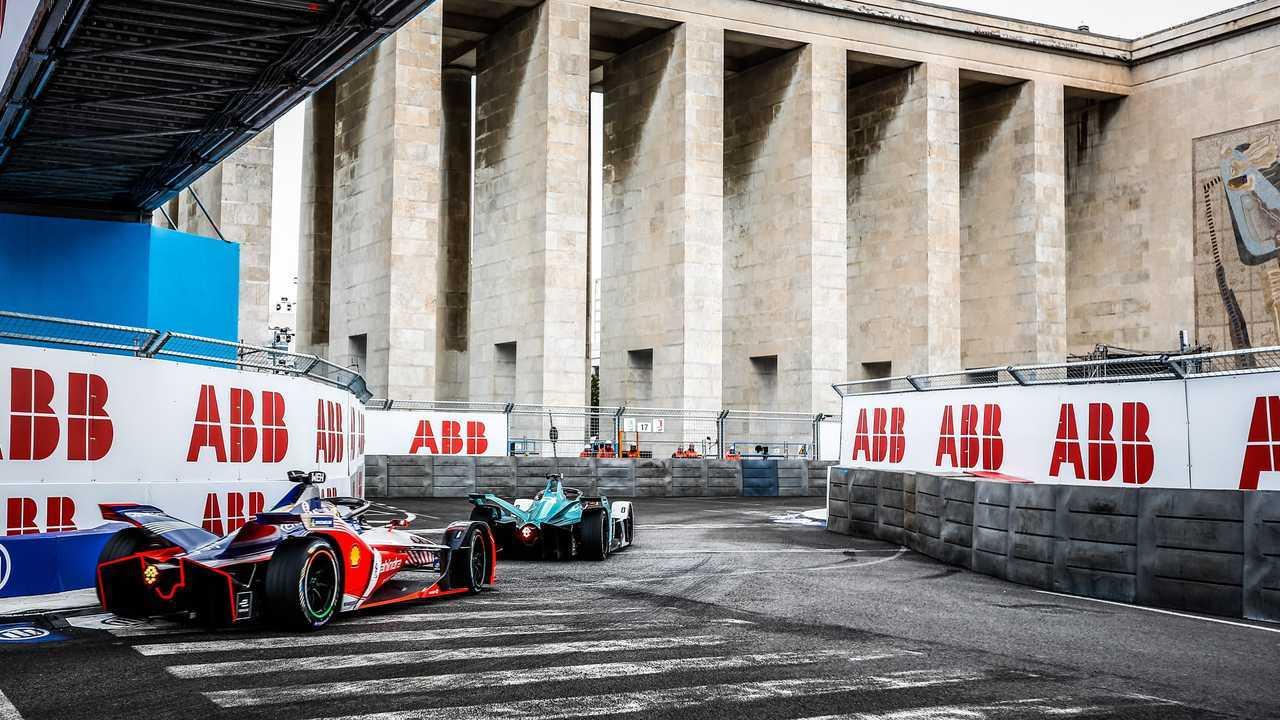La Formula E a Roma, con ABB come main sponsor