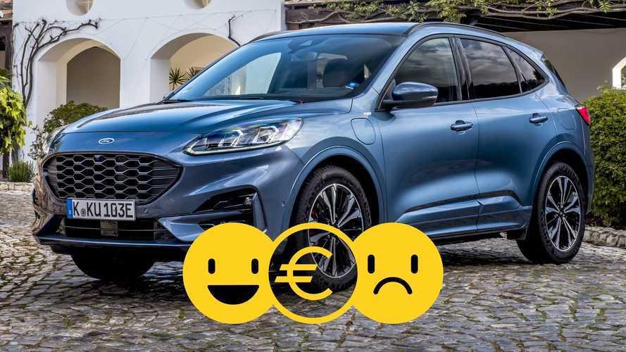 Promozione Ford Kuga Plug-In Hybrid, perché conviene e perché no