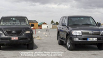 SPY PHOTOS: New Toyota Landcrusier / Lexus LX 470