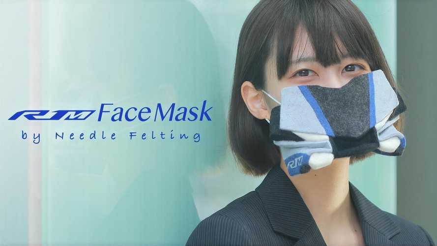 Make Your Own Yamaha YZF-R1M Face Mask With This Handy Tutorial