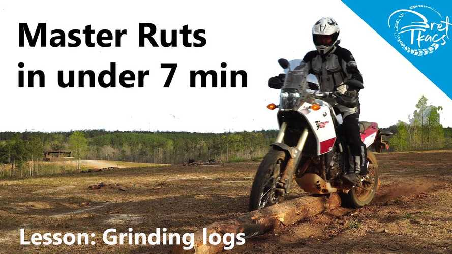 Here's How To Grind Out Of A Rut Or Off-Camber Hill