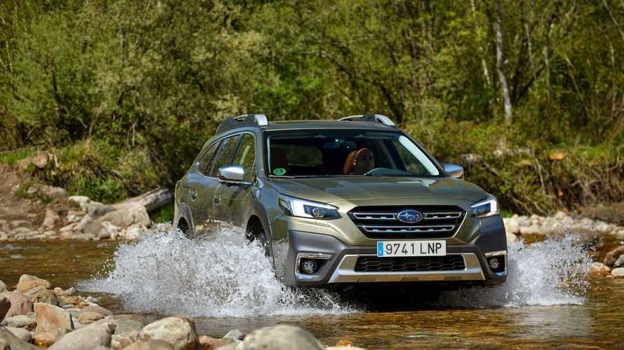 Prueba Subaru Outback 2021: un crossover familiar y 4x4
