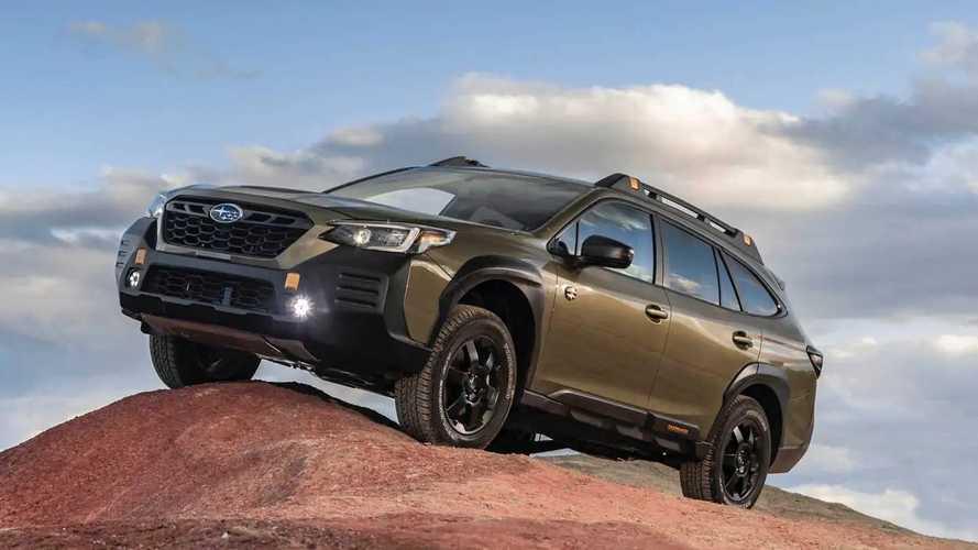 2022 Subaru Outback Wilderness: First Drive