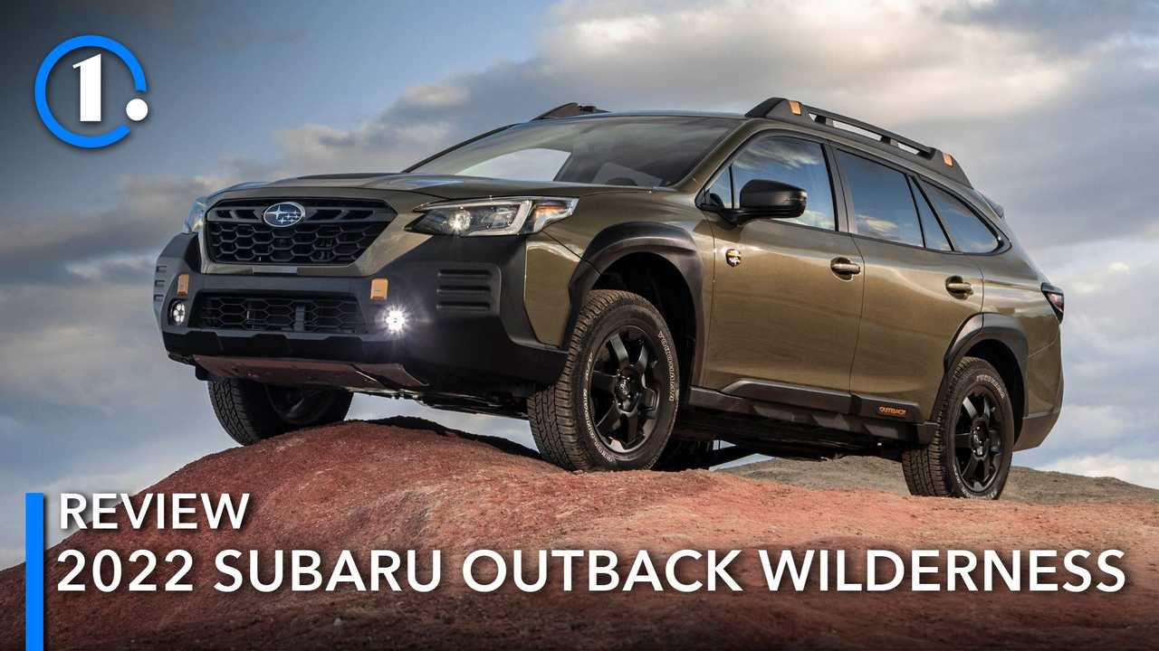 2022 Subaru Outback Wilderness Edition Review
