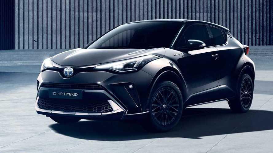 Toyota Corolla C-HR Black Edition