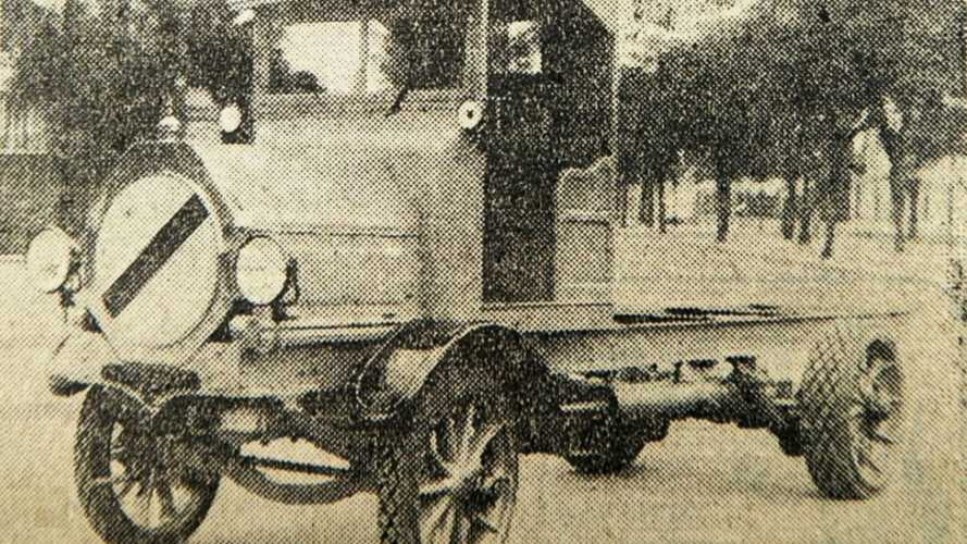 Bandeirante, o 1º automóvel brasileiro. E não era aquele Toyota