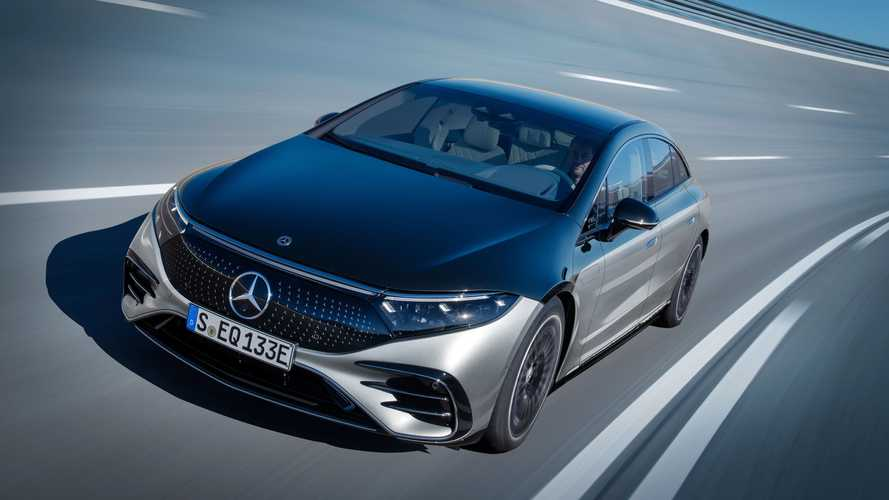 Mercedes-Benz EQS Debuts With No Frunk Because Clean Air Matters