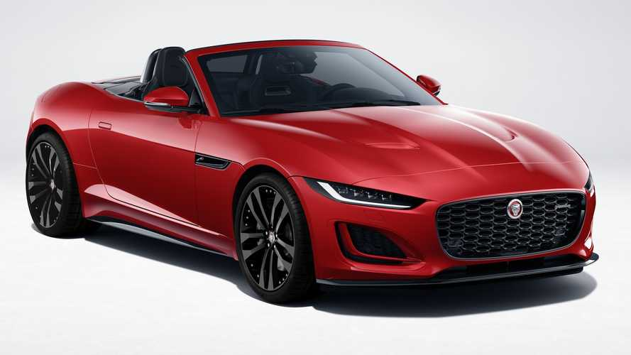 Jaguar F-Type Goes Dark With Subtle R-Dynamic Black Package