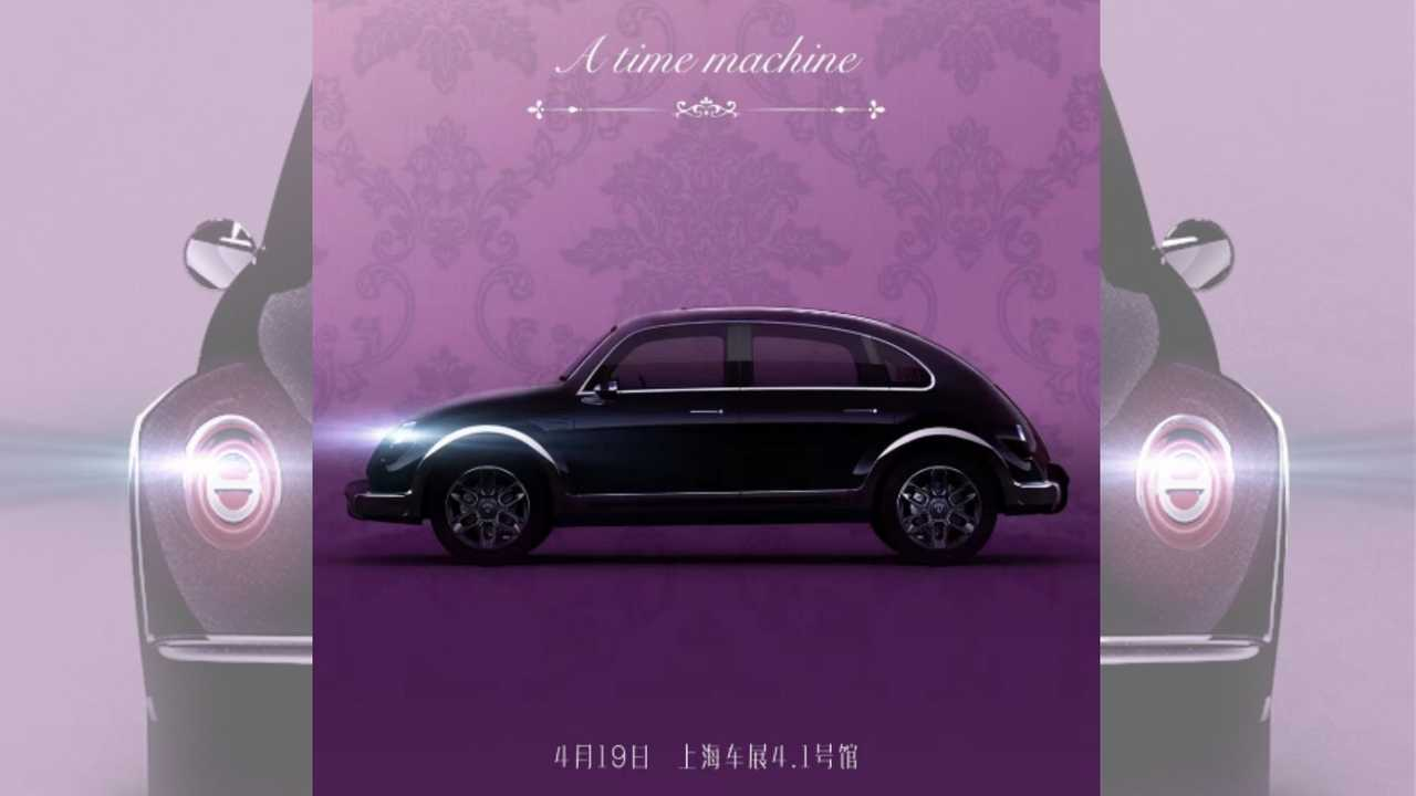 Auto Shanghai 2021 Will Reveal A Ora That Looks Like A VW Beetle