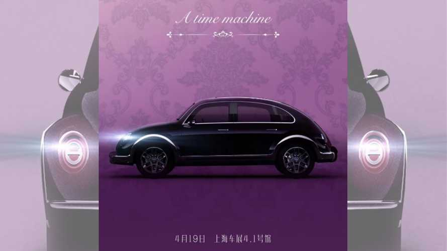 Ora Will Reveal An Electric VW Beetle Tribute At Auto Shanghai