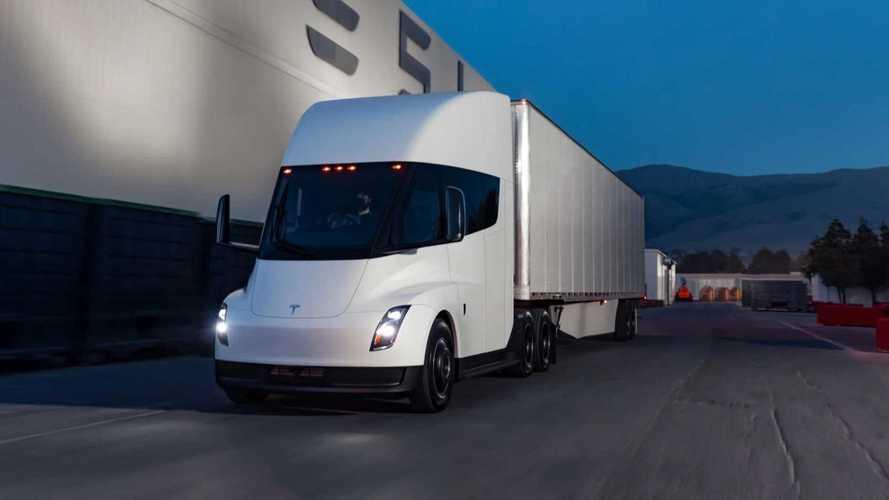 Company Announces 1 MW Wireless Charging For Tesla Semi
