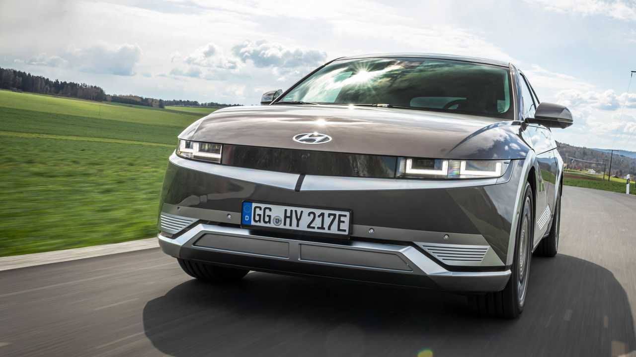 Hyundai Ioniq 5 (2021) - movimento