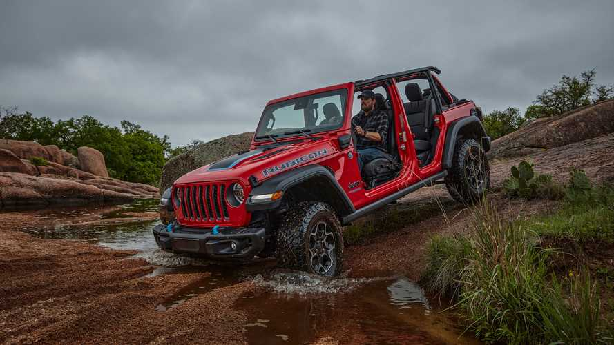 Jeep Wrangler 4xe: April's Second-Fastest Selling Vehicle After Corvette