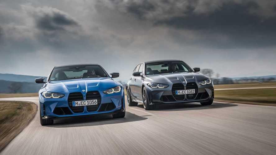 Először lesz kapható összkerékmeghajtással a BMW M3 és M4 Competition variánsa
