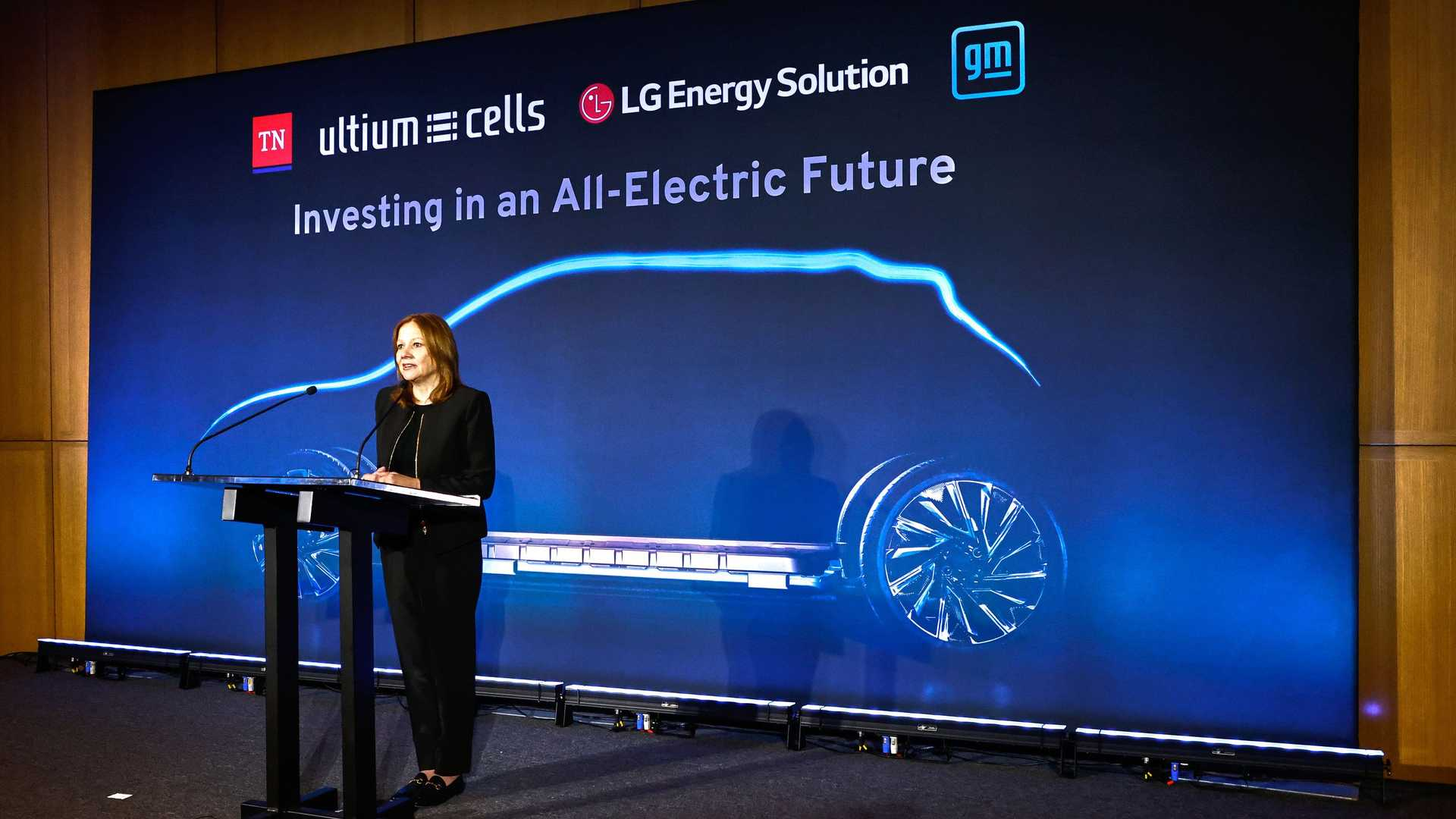 Official: GM And LG Energy To Build 2nd Ultium Battery Cell Plant  image