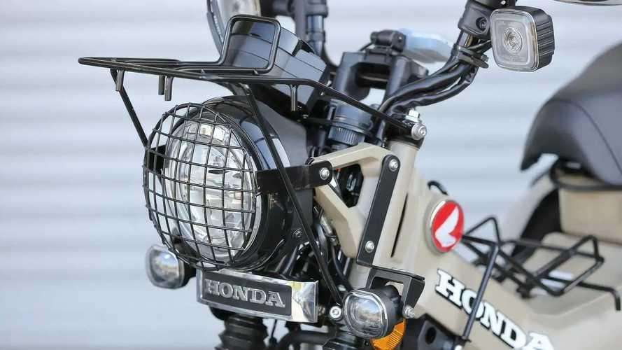 Kijima Honda CT125 Hunter Cub Accessories