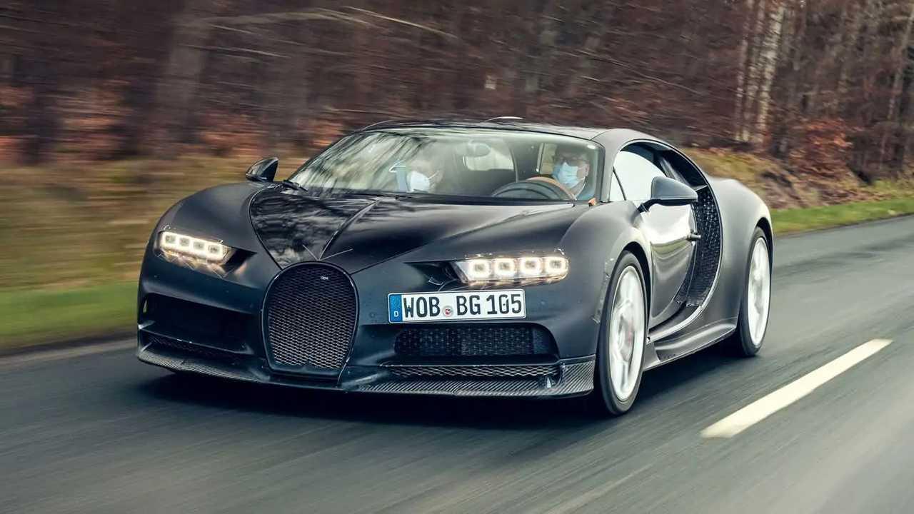 Prototype Bugatti Chiron