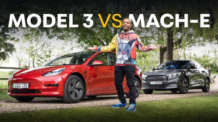 Tesla Model 3 Vs Ford Mustang Mach-E: AutoTrader Buying Guide