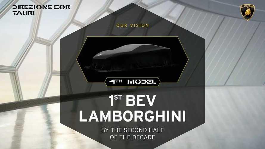 Lamborghini: Hybrid und EV