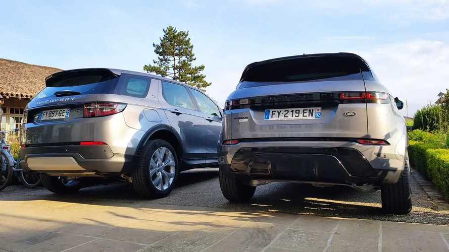 Essai Land Rover Hybride FlexFuel