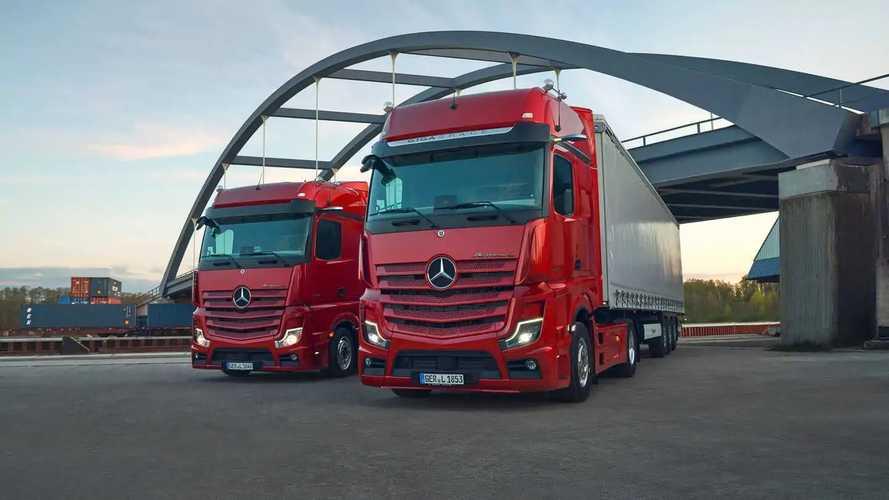 Mercedes-Benz Trucks Actros L, ecco il modello top di gamma