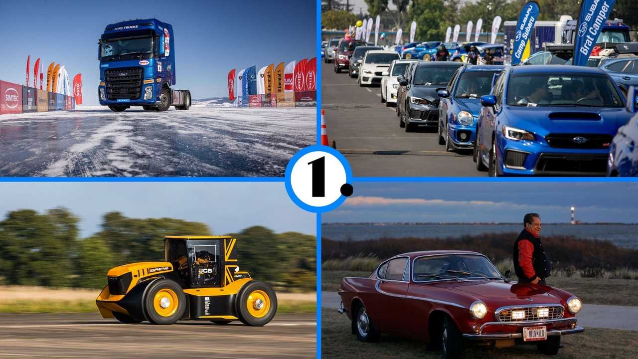 7 récords del mundo del automóvil